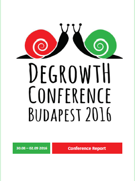 Budapest Degrowth Conference report